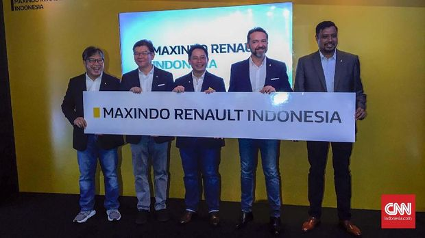 APM Baru Renault Janji Jual 'Mobil Murah' 7 Penumpang