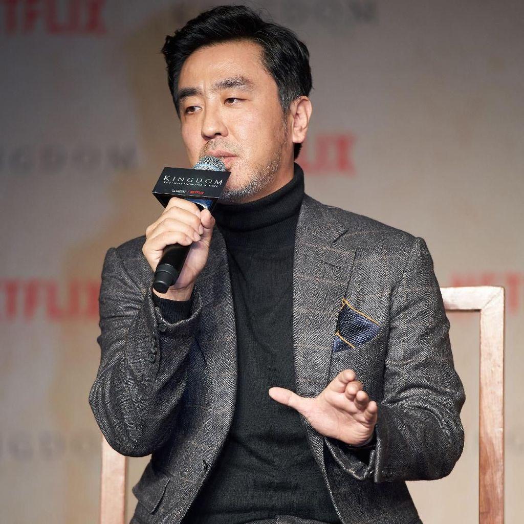 Ryu Seung-yong Siapkan Tatapan Tajam untuk Kingdom