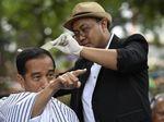 TKN Jokowi: Sindir Tukang Cukur Jokowi, BPN Prabowo Melecehkan