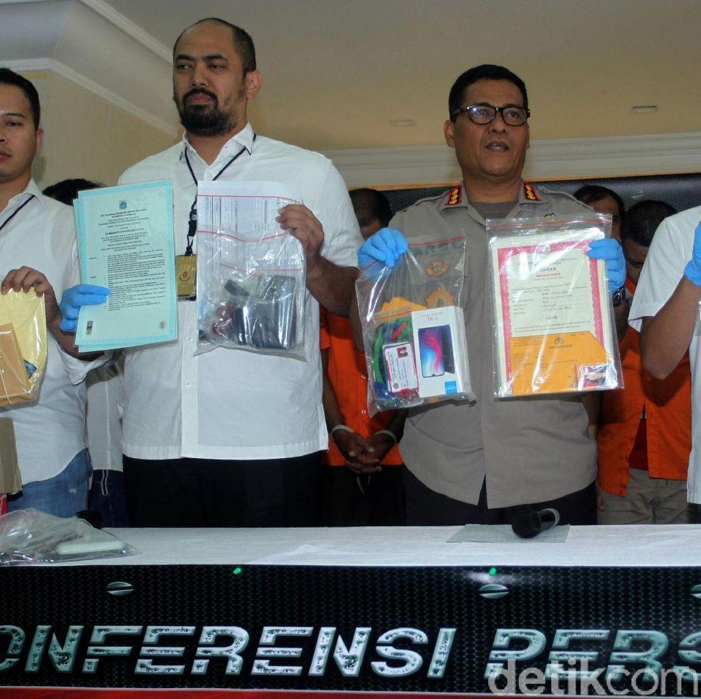 Polisi Tangkap Penipu Modus Lowongan Kerja di RS Polri