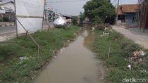 Penampakan Sungai Tempat Warga Berburu Uang Jutaan Rupiah