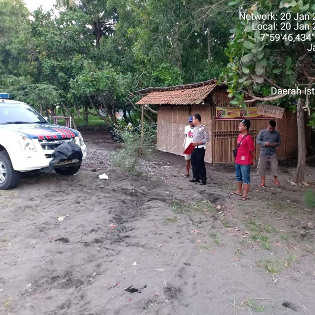 Sopir Truk Kapten Oleng yang Tabrak Pemotor di Bantul Jadi Tersangka