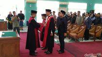 Hakim yang Pimpin Sidang Cerai Ahok kini Jadi Ketua PN Semarang