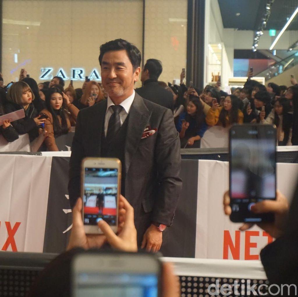 Diberikan Peran yang Menantang, Ryu Seung-yong Tertarik Main di Serial Kingdom