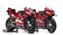 Dovizioso Bisa Ngacir 350 km/jam Naik Ducati Desmosedici GP19