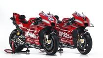 Merah Merona Motor Baru Ducati