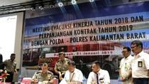 Pertamina Jamin Pasokan BBM dan Pelumas di Lingkungan Polda Kalbar