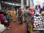 Pemulung Jadi Tersangka Kericuhan Penertiban PKL di Tanah Abang