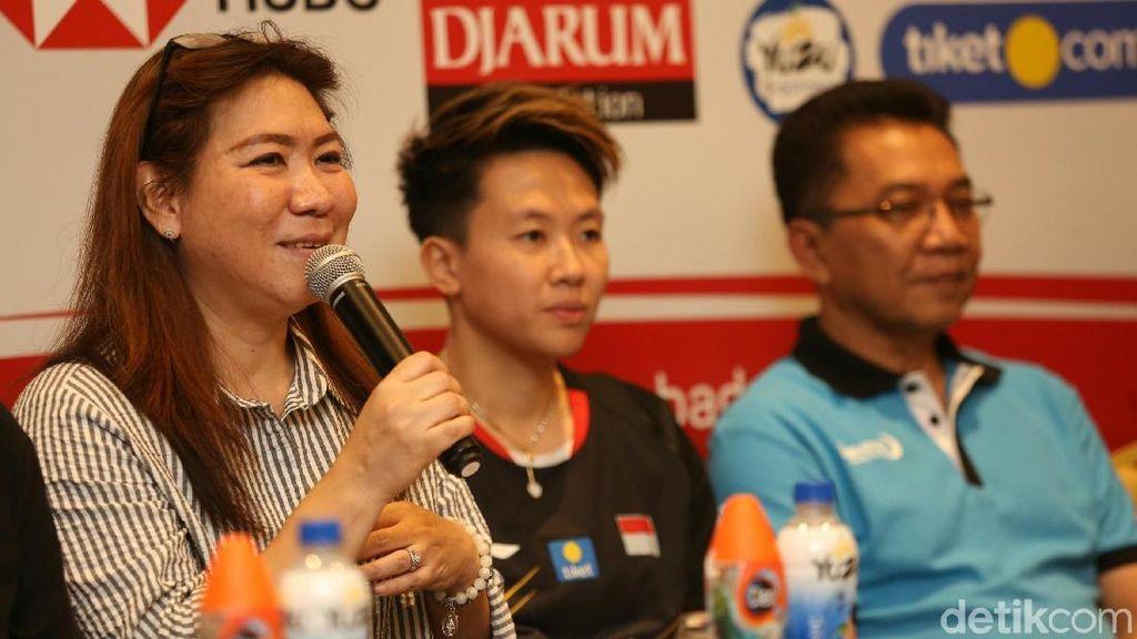 Tahun Lalu Raih 2 Titel, Kini PBSI Incar Satu Gelar Juara di Indonesia Masters