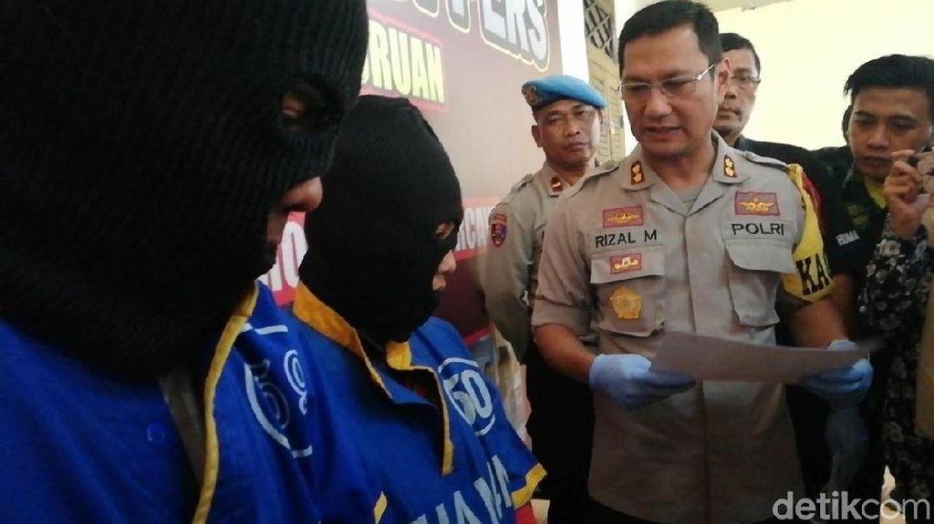 Bukan Santet, Ternyata Ini Motif Pembakaran Dua Mayat di Pasuruan