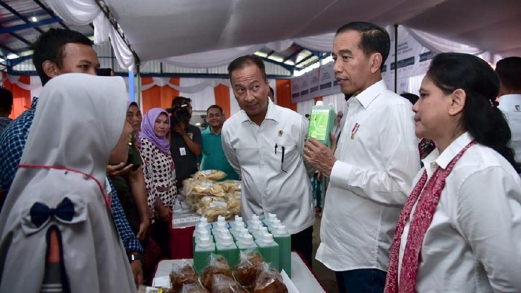 Penampakan Sabun Cuci yang Diborong Jokowi Rp 2 M