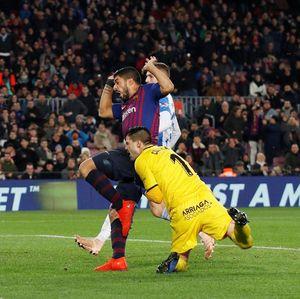 Kontroversi Gol Luis Suarez