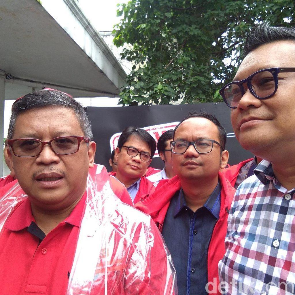 Soal Pengurus Gerindra Tangerang, PDIP: KPU Tak Boleh Diisi Partisipan