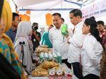 Buntut Panjang Jokowi Borong Sabun Cuci