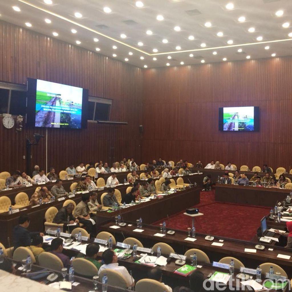 Rapat Bareng DPR, Mentan Beberkan Rencana Ekspor Jagung di 2019