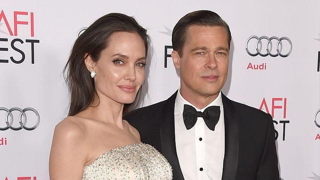 Usai Drama Perceraian, Bagaimana Hubungan Angelina Jolie-Brad Pitt?