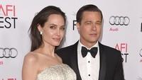Angelina Jolie dan Brad Pitt Dikabarkan Bertengkar soal Hak Asuh Anak
