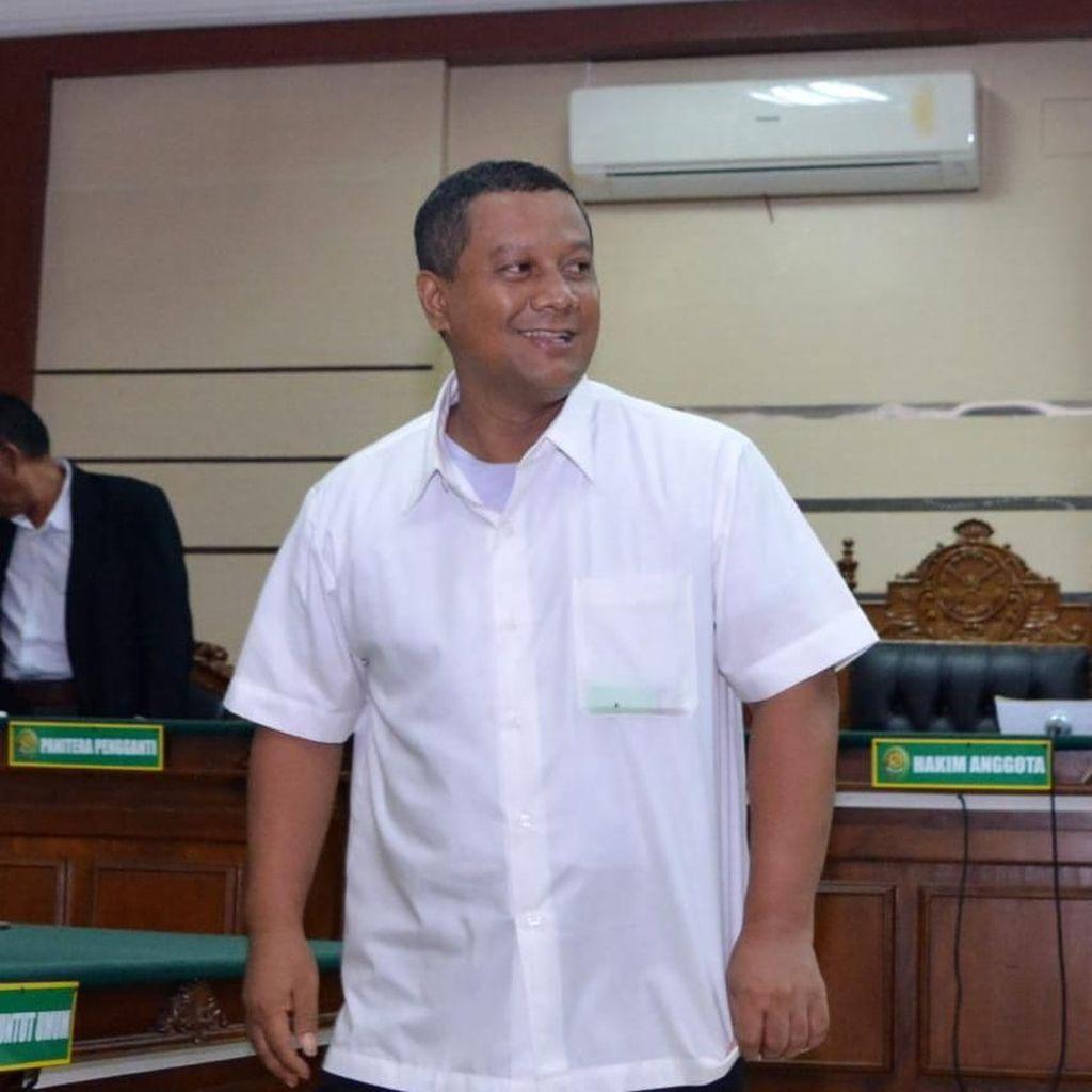 Korupsi Izin Tower, Mantan Bupati Mojokerto Divonis 8 Tahun Penjara