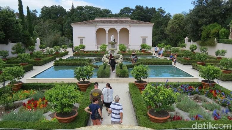 Hamilton Gardens yang instagramable di Kota Hamilton, Selandia Baru (Fitraya/detikTravel)
