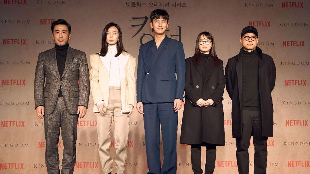 Biasa Action-Thriller, Bae Doona Pertama Kali Main Serial Horor di  Kingdom