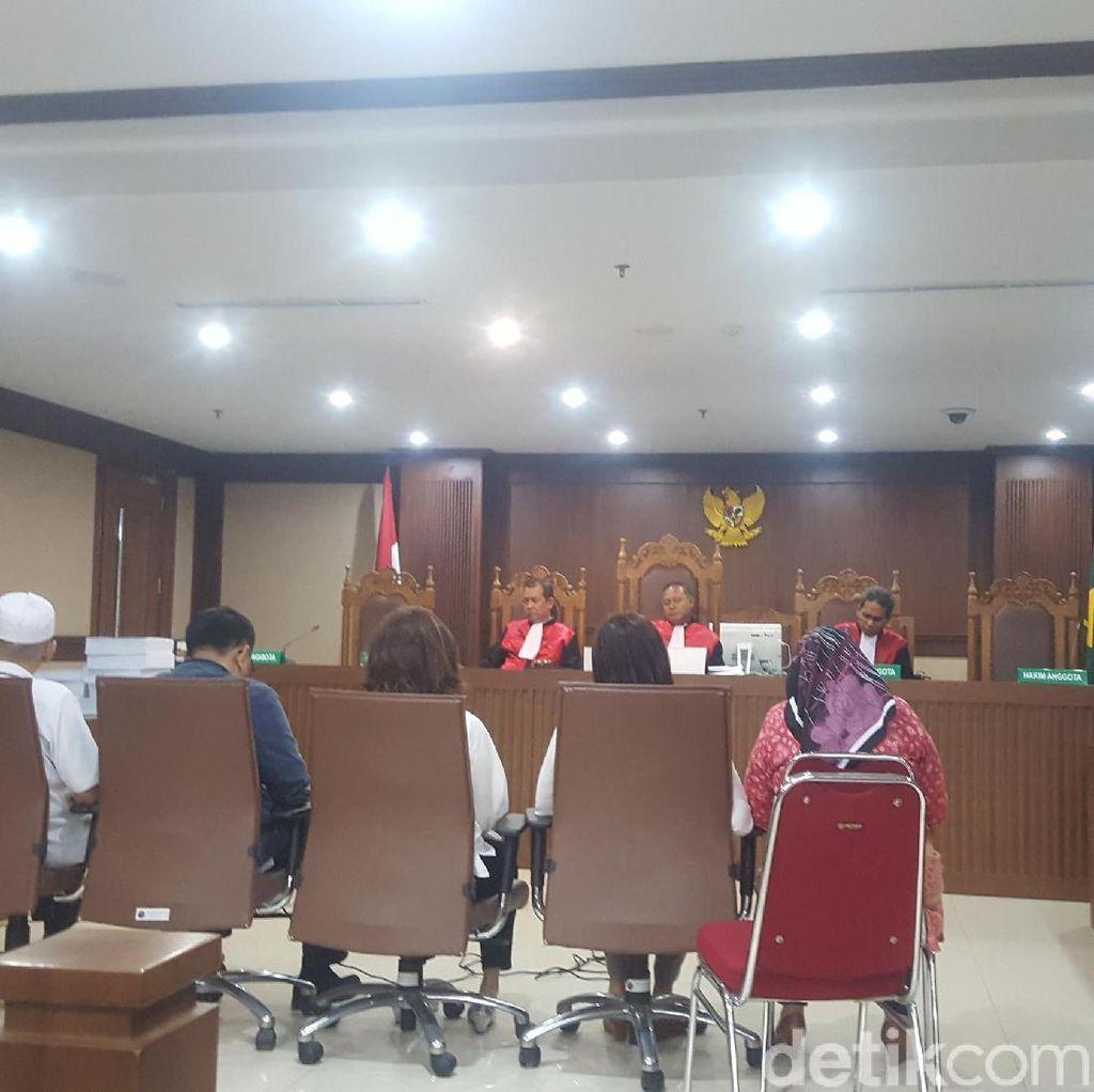 5 Anggota DPRD Sumut Dituntut 4 Tahun Penjara