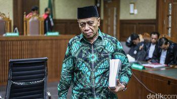 Amin Santono Dituntut 10 Tahun Penjara