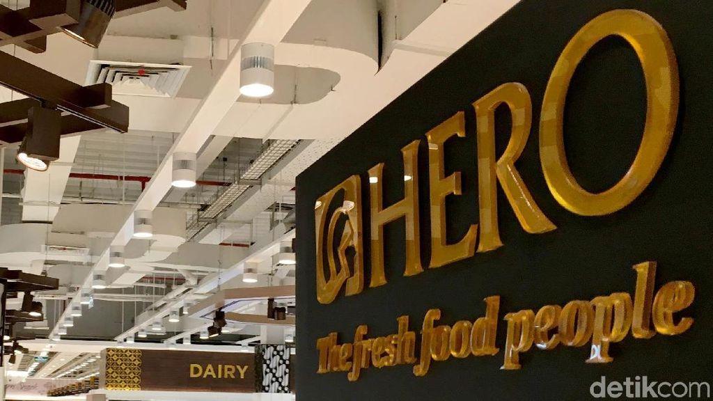 Usai Tutup 6 Gerai Giant, Hero Investasi Rp 500 Miliar