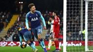 Hasil Liga Inggris: Harry Kane Absen, Harry Winks Menangkan Tottenham