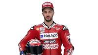 Andrea Dovizioso tentu berharap motor baru yang lebih galak ini bisa menunjang penampilannya di MotoGP 2019 agar bisa bersaing di jalur juara. (www.ducati.com)