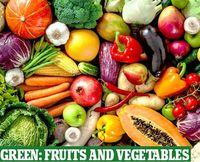 Terbaru! Diet Ini Bagi Makanan dalam Empat Kategori Warna