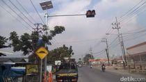 Dishub Surabaya akan Tambah 15 Solar Cell untuk Lampu Lalu Lintas