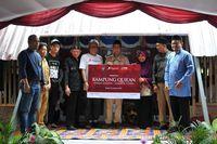 Daarul Qur'an Janji Bangun 1000 Rumah untuk Korban Gempa NTB