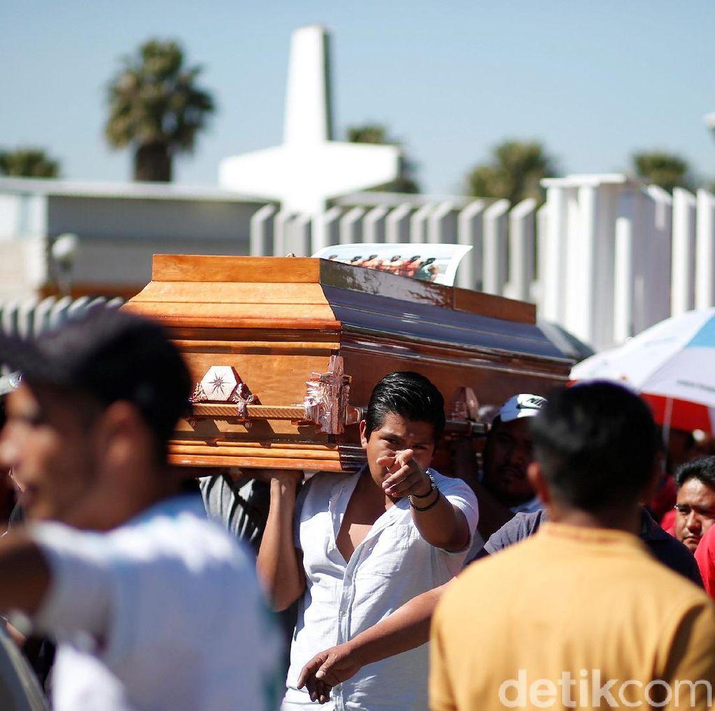 Korban Akibat Ledakan Pipa BBM di Meksiko Terus Bertambah