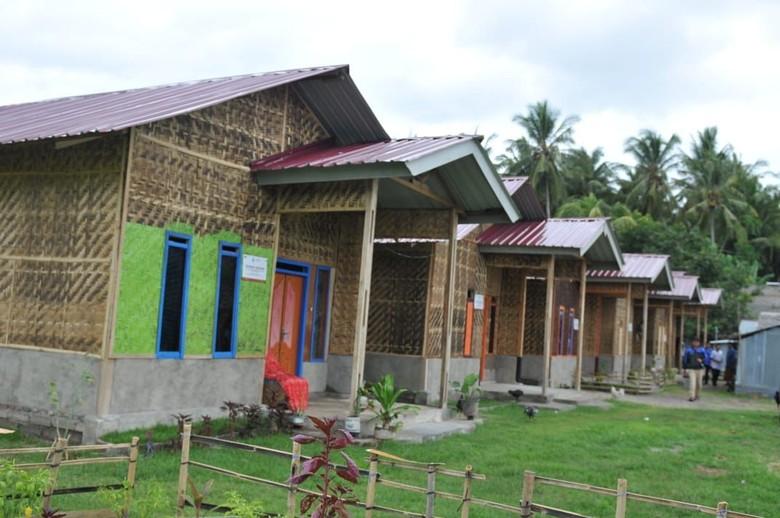 Daarul Quran Janji Bangun 1.000 Rumah untuk Korban Gempa NTB