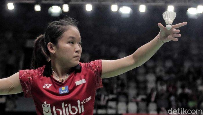 Ruselli Hartawan lolos ke perempatfinal Hong Kong Open 2019 (Foto: Pradita Utama)