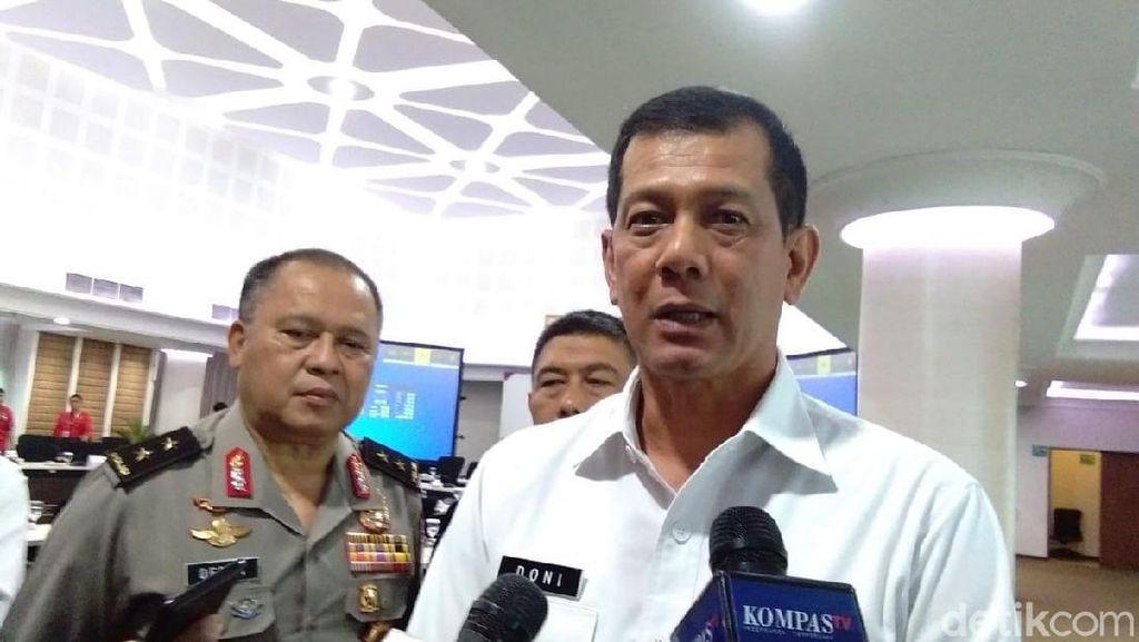 Doni Monardo Tegaskan BNPB Masih di Bawah Presiden, Bukan Menko Polhukam