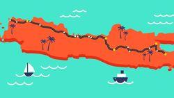 Daftar Lengkap Tarif Tol Merak ke Surabaya