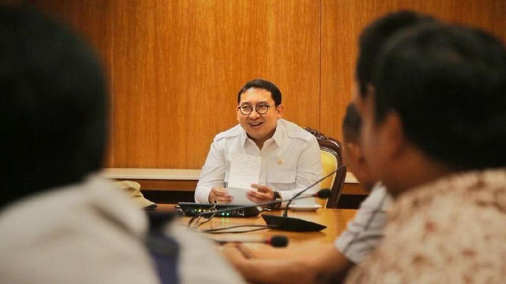 Prabowo Melejit di Survei Kompas, Fadli: Rakyat Harus Cari Nakhoda Baru