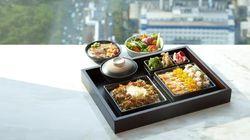 Restoran Tertinggi di Jakarta Sajikan Sushi Bento ala Chef Nikkei dari Peru