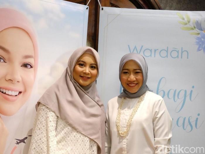 Sebelum wudhu haruskah membersihkan make up sampai tuntas? Foto: Silmia Putri/Wolipop
