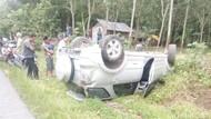 Mobil Kepala Dinas di Sumsel Tabrak Ibu dan Anak hingga Tewas