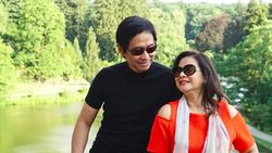 Iri Lihat Jokowi Gendong Jan Ethes, Addie MS: Apa Aku Bikin Lagi Aja?