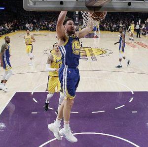 Hasil NBA: Warriors Lanjutkan Rentetan Kemenangan Usai Kalahkan Lakers