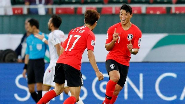 Korea Selatan akan menghadapi Qatar di perempat final.