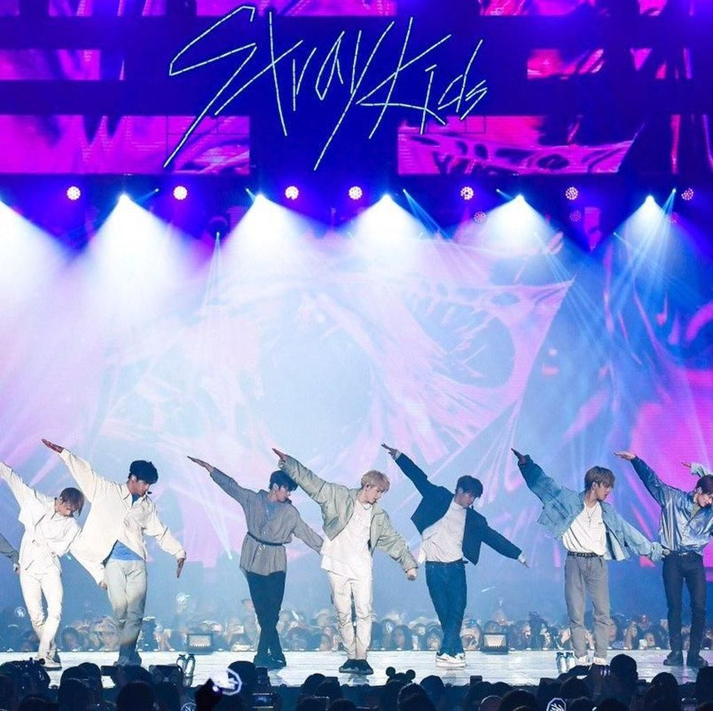 Jelang Konser di Jakarta, Stray Kids Ungkap Kegiatan di 2019