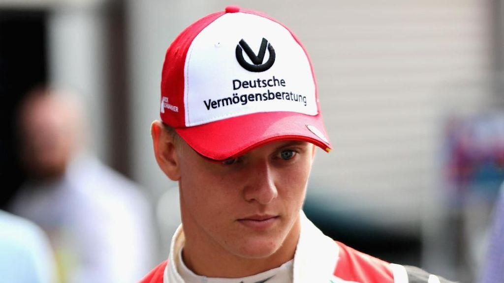 Mick Schumacher yang Semakin Mirip Sang Ayah