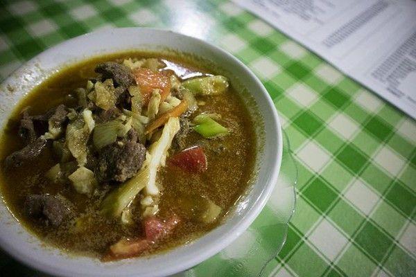 Tongseng Daging Rusa