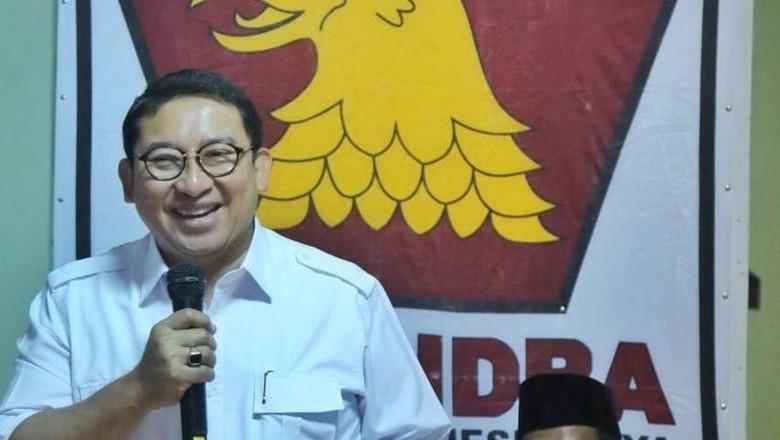 Soal Lahan 340 Ribu Ha, Fadli: Bersyukur Jatuh ke Prabowo daripada ke Asing