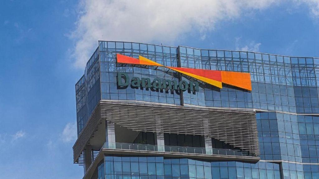 Bank Danamon dan BNP Resmi Merger