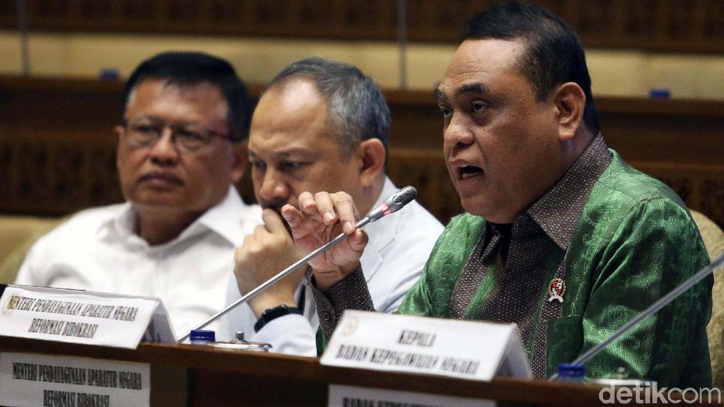 Pemerintah Buka 100.000 Lowongan CPNS di Maret 2019
